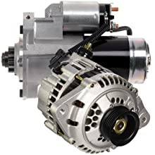 Bosch 100% New and Premium Remanufactured Starters and Alternators