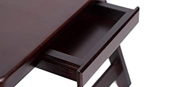 Laptop Table With Drawer