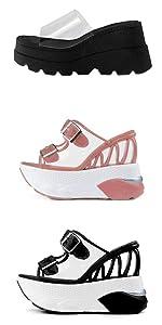 womens platfprm sandals