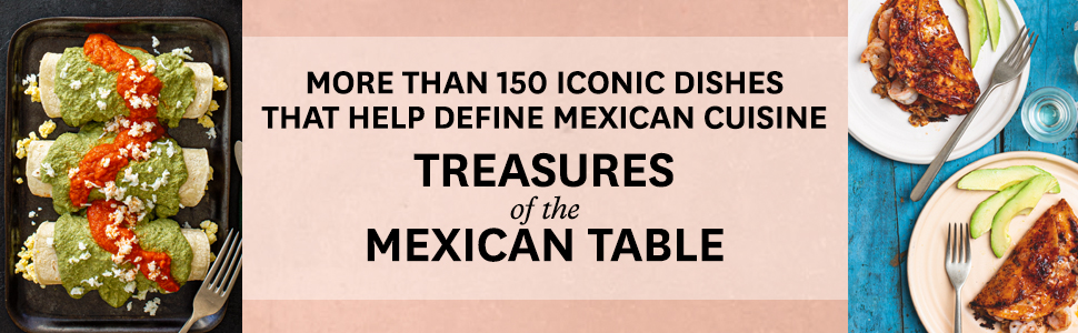 Treasures of the Mexican Table