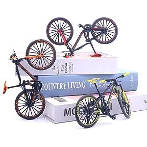 Finger Bikes Kids Plastic Bike Toy Mountain Bmx Tech Deck Bike Mountain Bike Party Decorations
