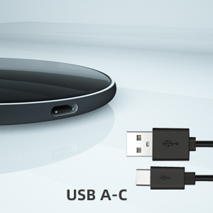 fast wireless charger qi wireless charger