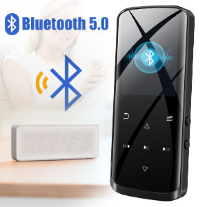 Mp3 Player with Bluetooth 5.0