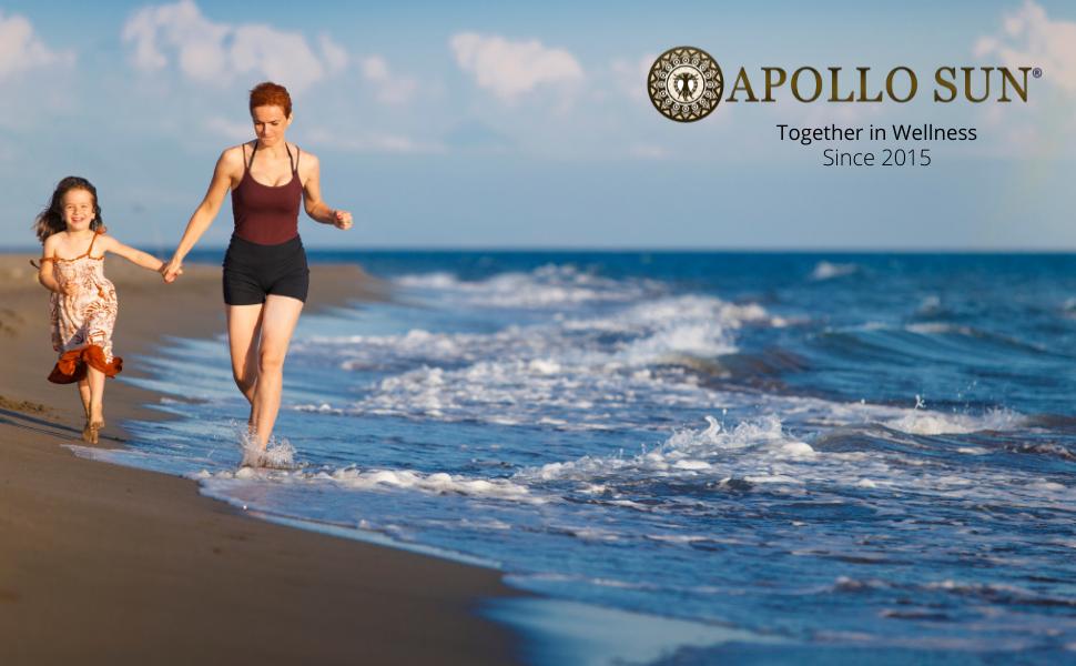 Apollo Sun vitamins herbals minerals probiotics fish oils dietary supplements