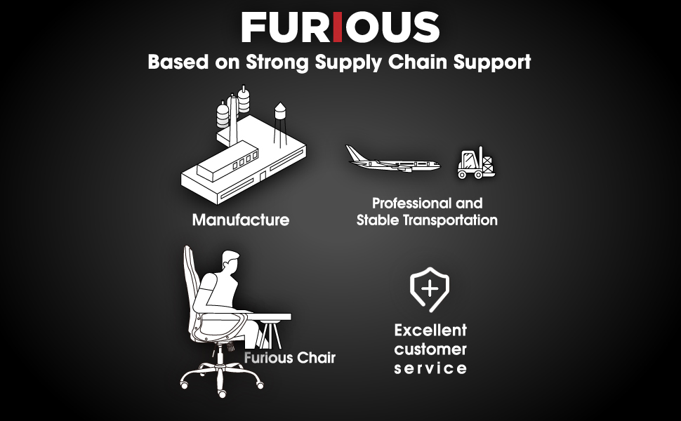 strong supply chain support