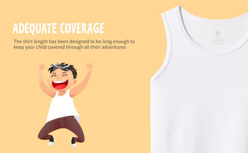 adequate coverage