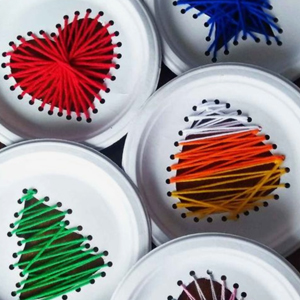 Gekleurde Bakkers Twine Wrapping 2mm