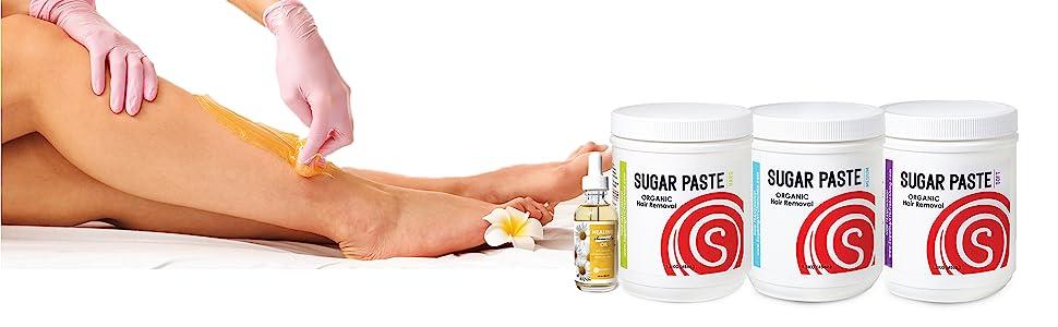 sugar paste