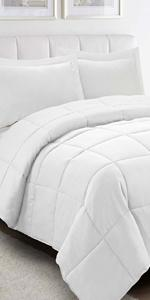 Egyptian Cotton Comforter Set