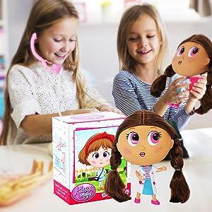 Pre-School Play Doll