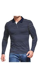 Polo Shirts Casual Slim Fit Basic Designed Cotton Shirts