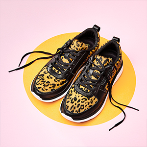 Vionic Shoes Plantar Fasciitis Orthotic Inserts womens trainer walking Heel Pain Comfort Stylish