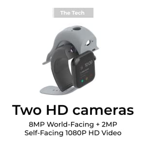 The Tech - Two HD Cameras