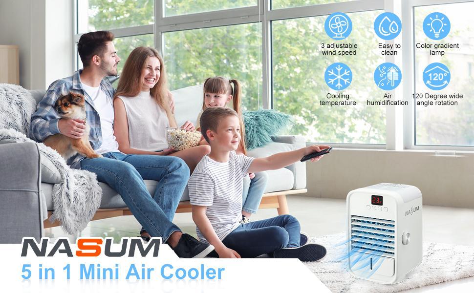 NASUM Air Conditioner Fan