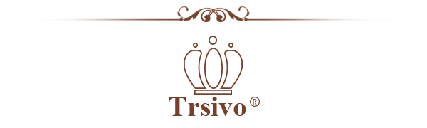 Trsivo, a brand that focuses on PRODUCT QUALITY and CUSTOMER EXPERIENC.