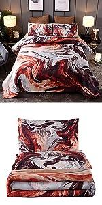 Painting Comforter Set