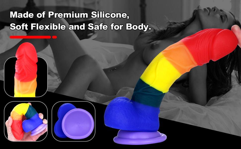 made of premium silicone
