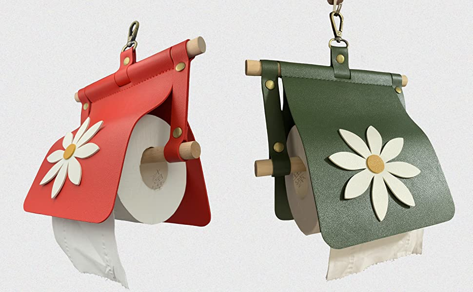 toilet paper holder for bathroom kitchen car camp farmhouse rusticgift toilet paper roll holder