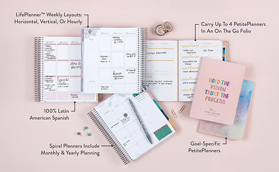 Plan for anything, anytime, anywhere