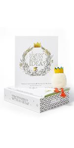 what do you do with an idea gift set book, idea plush, kobi yamada