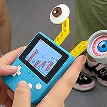 stem education classic games joystick