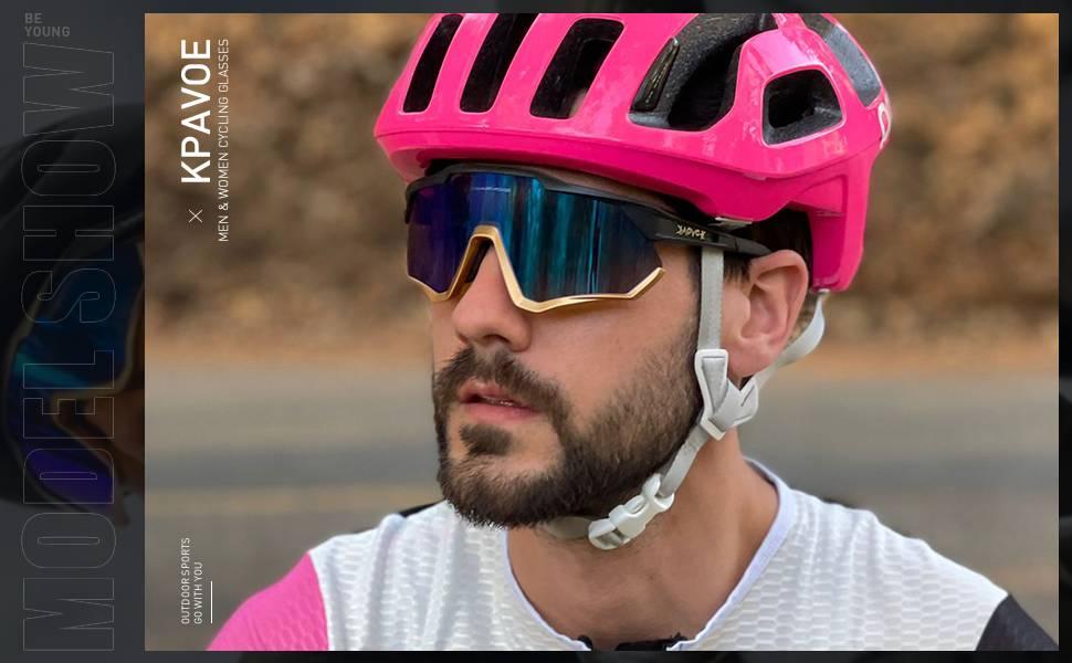 Cycling sunglasses men