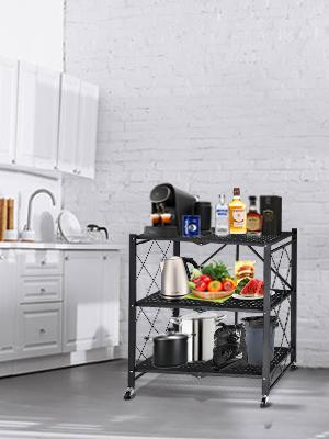 3 tier shelf metal storage shelves closet shelving unit laundry shelf closet rack metal shelf