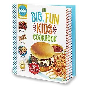 Big Fun Kids Cookbook