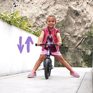adjustable balance bike