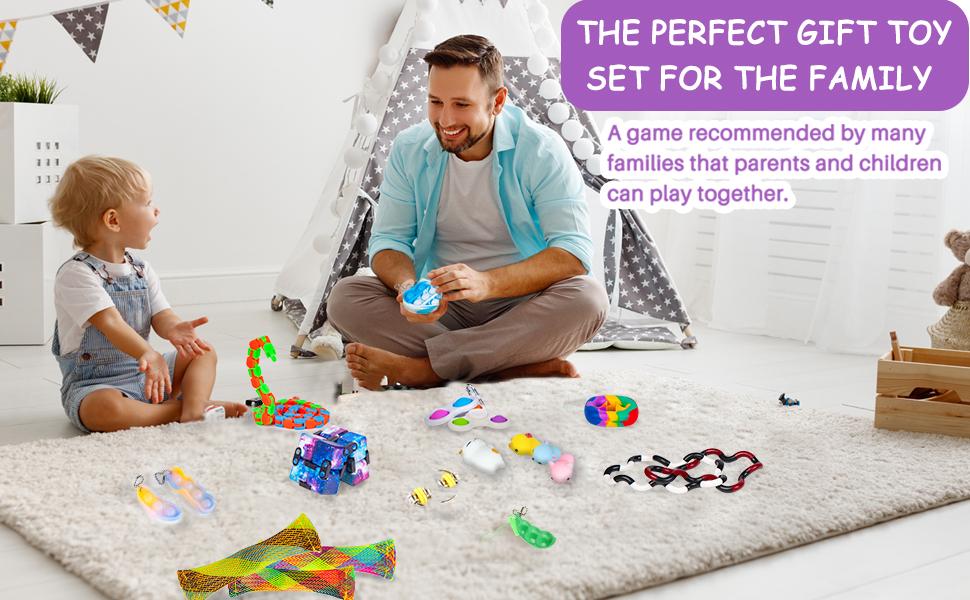 Fidget Sensory Toy Set