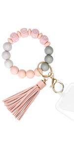 cell phone lanyard strap wrist key charm lanyards women