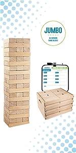 jumbo blocks