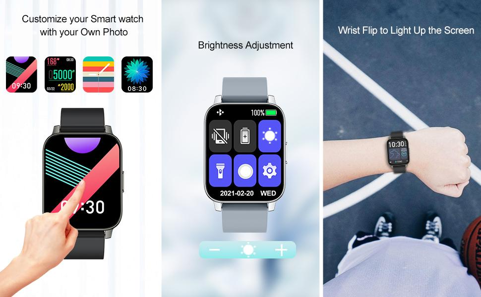 Smart Watch for Android Phones and iOS