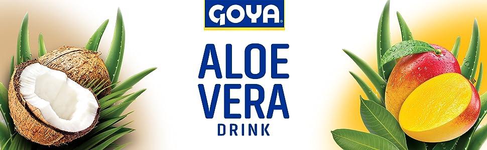 Aloe Vera Drink Water