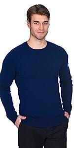 State Fusio Men's Basic Crewneck Sweater