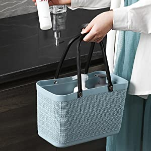 portable shower caddy