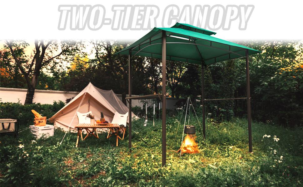 bbq canopy
