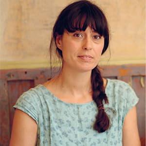 Zuza Zak, author of Amber and Rye