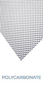 Polycarbonate Prismatic Panel