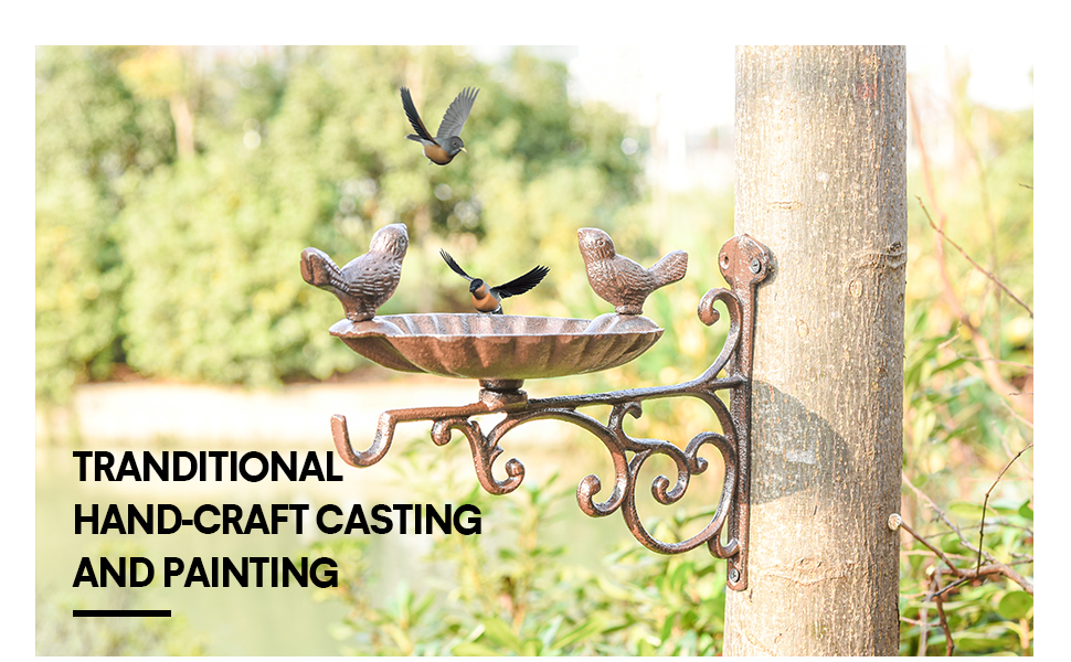 tranditional hand craft casting and painting