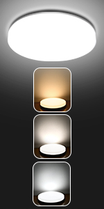Ceiling lights 3CCT