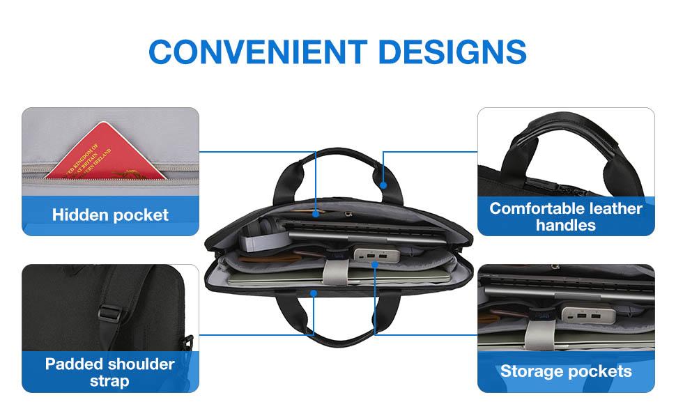 laptop organizer bag