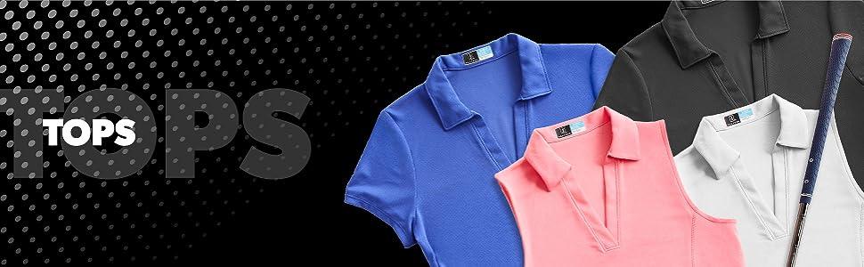 PGAT Womenamp;#39;s Polos