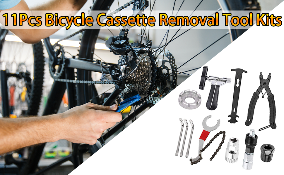 Bicycle Cassette Removal Tool