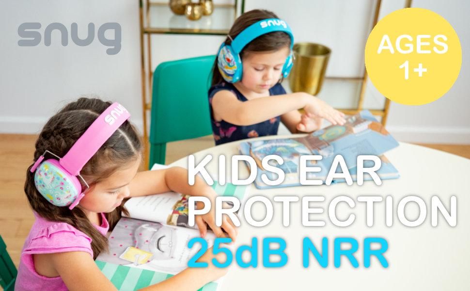 snug kids ear protection