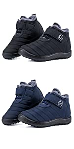 kids snow boots boys girls snow boots boys boots ankle booties toddler boots winter boot hiking boot