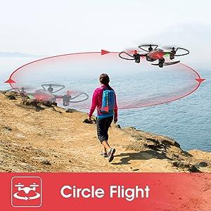 Circle Fly