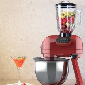 Mixer and Grinder Function