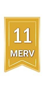 merv 11 air filters