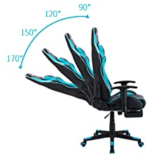 Multifunctional game chair